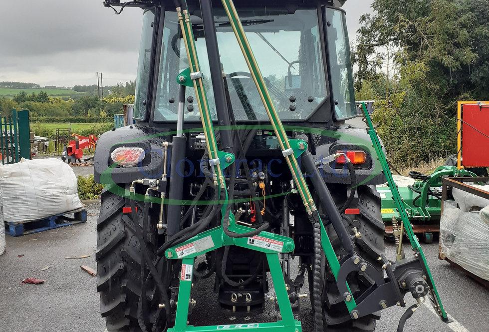 BRC 17ft Hydraulic Hedgecutter