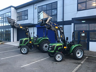 Siromer Compact Tractor in Tipperary Ireland