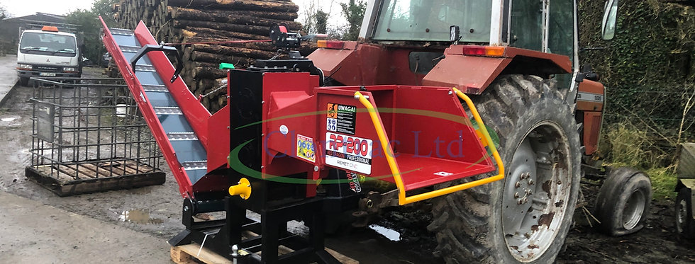 Remet RP200 Branchlogger with conveyor