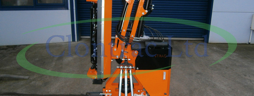 Compact Flail Hedgecutter