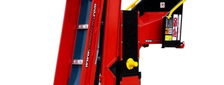 Remet R150 Branchlogger with conveyor