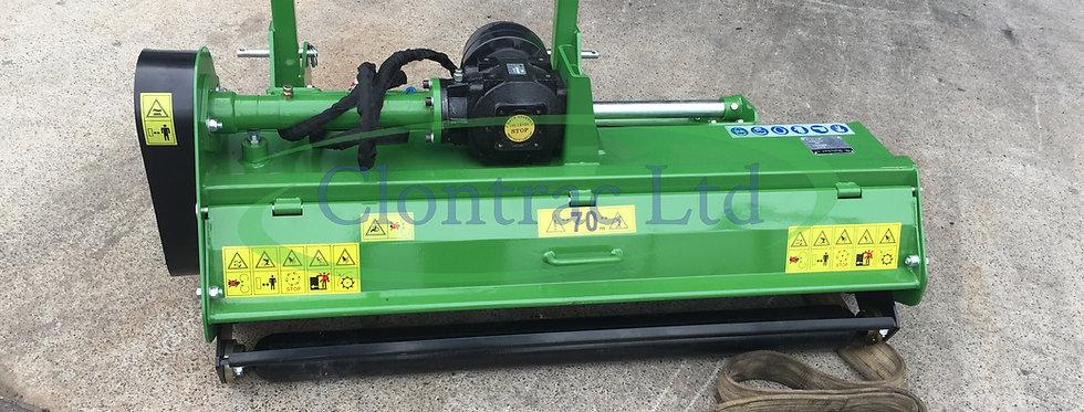 Hydraulic Sideshift Flail Mower