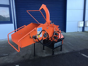 Wood Chippers PTO Driven Petrol Compact Tractor Clonmel Tipperary Ireland Buy