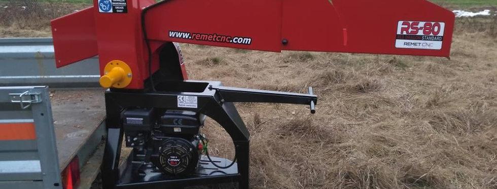 Remet RS80 Petrol Branchlogger