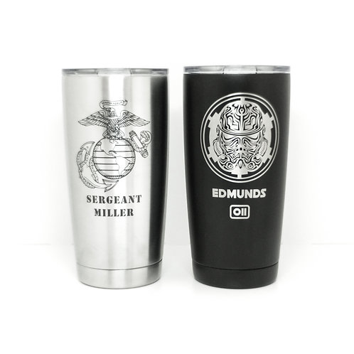20oz Stainless Steel Insulated Travel Cup