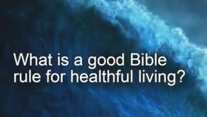 Healing, Health and Holiness - Doug Batchelor