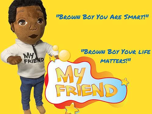 My Friend Plush Doll