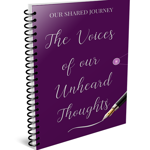 Mother-Daughter Journal- Our Unheard Thoughts