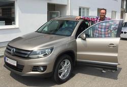 VW Tiguan TFSI