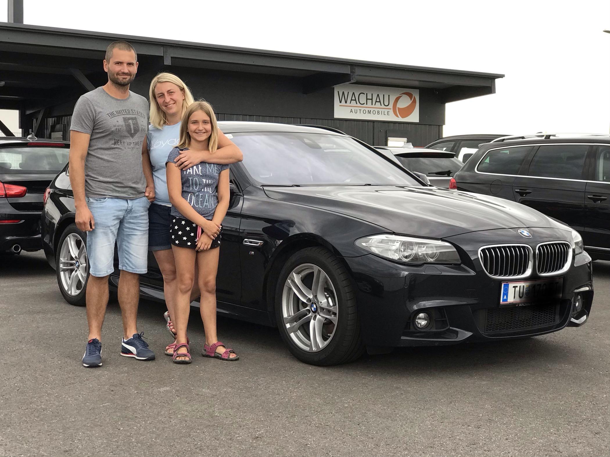 Ausl BMW 5