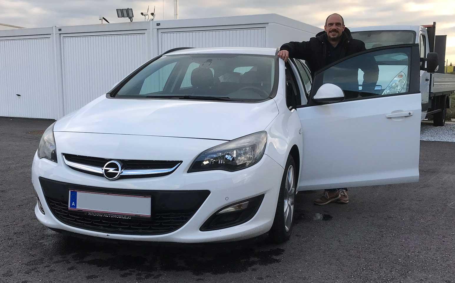 Opel Astra Navi Sports Tourer