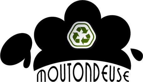 Moutondeuse - nouveau logo