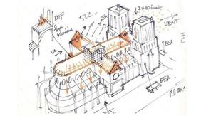 Aider Notre Dame de Paris... complètement