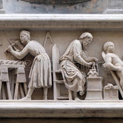 La fête annuelle des tailleurs de pierre