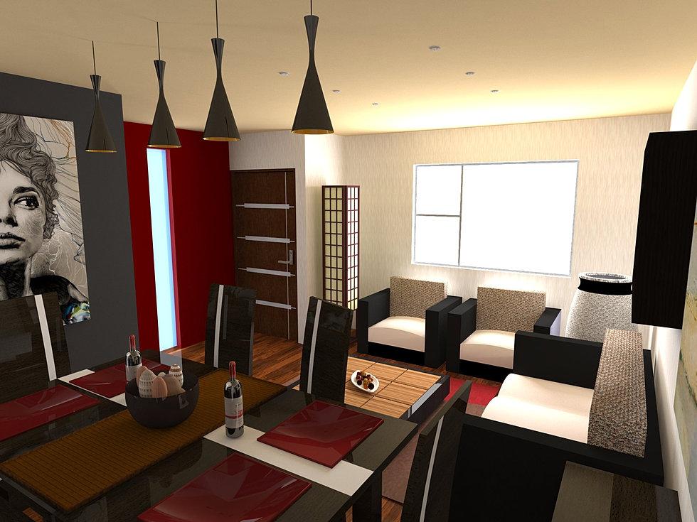 Trasso Estudio Creativo: Diseño de interiores