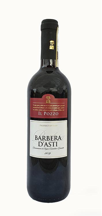 Barbera d'Asti DOCG 2019 Il Pozzo