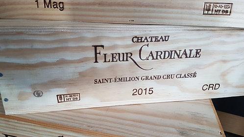 Chateau Fleur Cardinale St Emilion Grand Cru Classé 2016 Magnum 1,5L