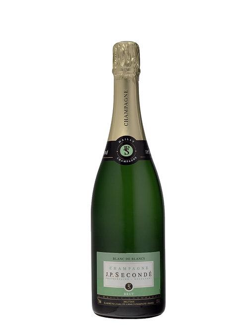 Champagne J.P. Secondé Brut Blanc de Blancs Mailly