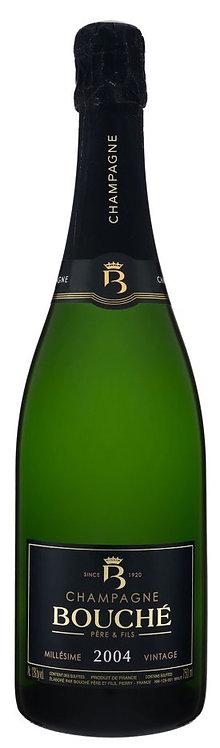 Champagne Bouché Père et Fils Brut Milésimé 2006