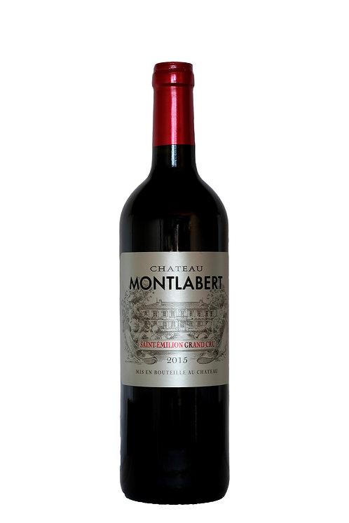 Chateau Montlabert St EmiGrand Cru 2019 levering 2021 Magnum 1,5Lopper