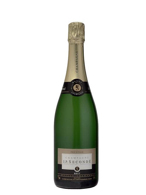 Champagne J.P. Secondé Prestige Brut Mailly