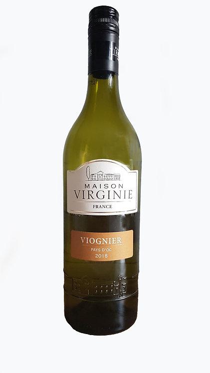 Maison Virginie Viognier 2018
