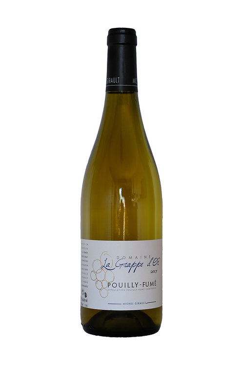 Pouilly Fumé Dom. Michel Girault La Grappe d'Or 2017