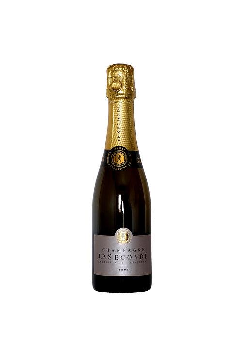 Champagne J.P. Secondé Brut Tradition Mailly Demi 0,375L