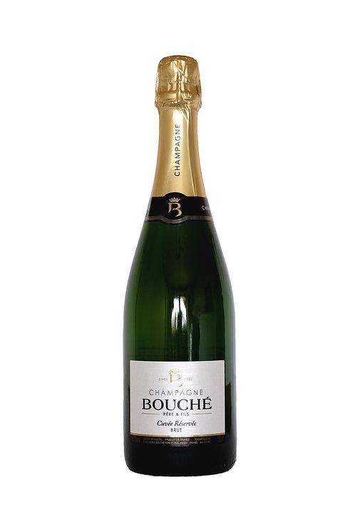 Champagne Bouché Père et Fils Cuv. Reservée Brut