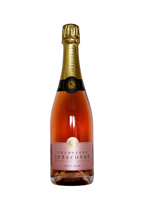 Champagne J.P. Secondé Brut Rosé Mailly