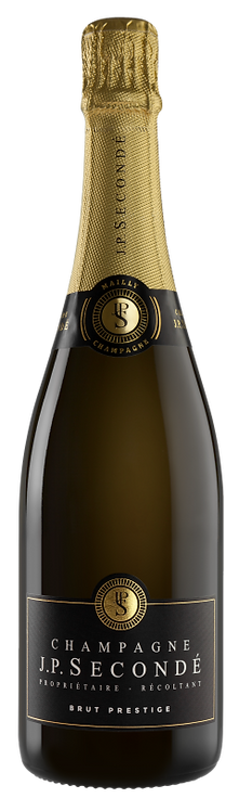 Champagne J.P. Secondé Brut Prestige Magnum 1,5L Mailly