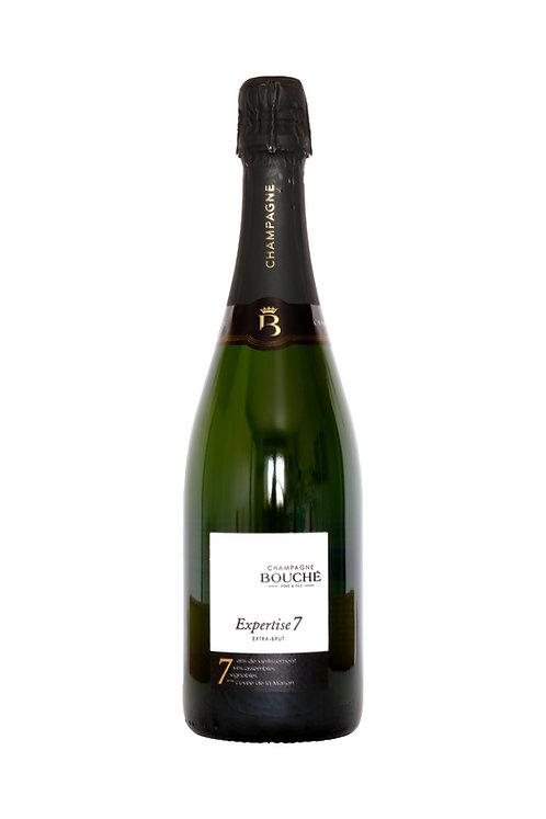 Champagne Bouché Père et Fils Cuvée Expertise 7 jaar rijping