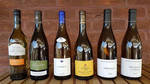 Proefpakket  Chardonnay 6 flessen