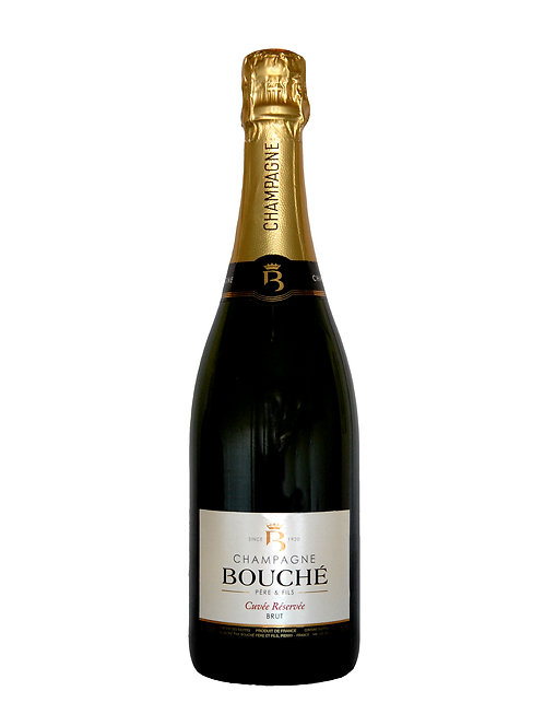 Champagne Bouché Père et Fils Demi Sec