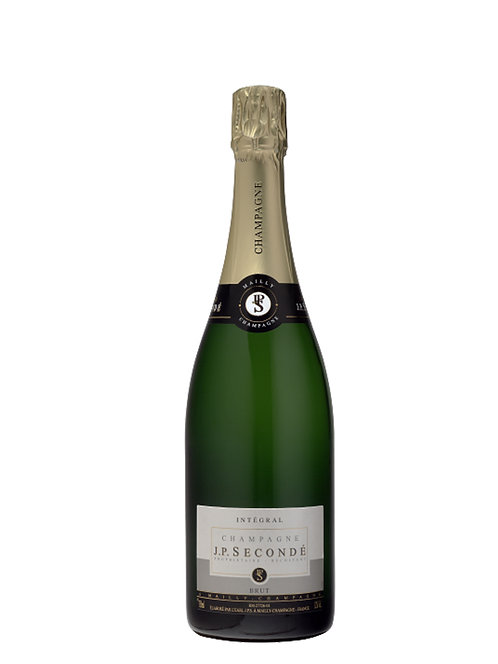 Champagne J.P. Secondé Brut Integral Mailly