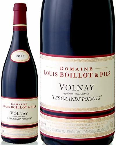 Volnay AOC Dom. Louis Boillot Les Grands Poisots 2015
