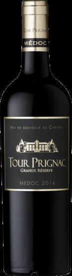 Chateau Tour Prignac Grande Réserve 2016 Medoc