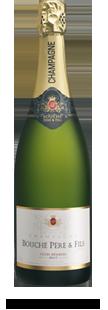 Champagne Bouché Père et Fils Cuvée Reservée Brut 37,5CL