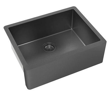 Primaccore Farm Sink PVD Nano Black DeBacco