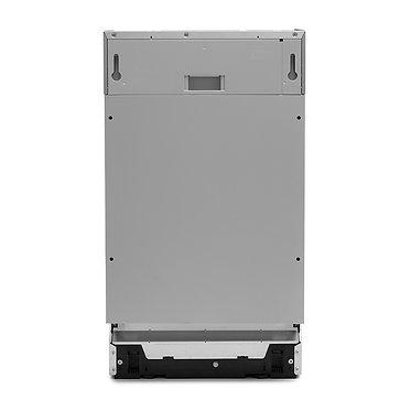 Lava-Louças Elettromec 9 serviços p/ revestimento inox 220v LL-9S-45-SR-2GZA