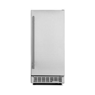 Ice Maker Elettromec de embutir inox 220v IMBI18-X1