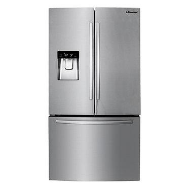 Refrigerador Elettromec French Door 531 Litros 90cm 220v REFRI FD 600 X2