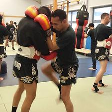 MGRM Muay Thai Class Times
