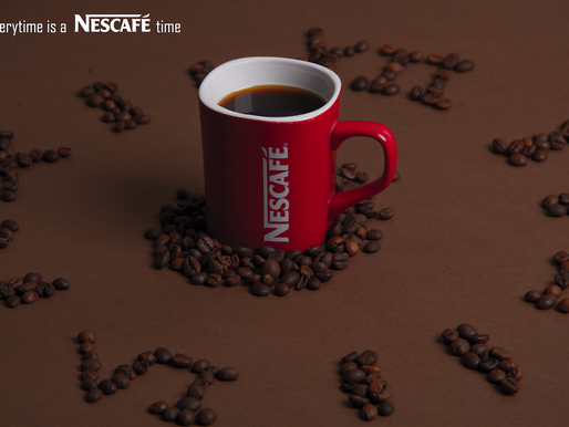 Every time is a NESCAFE Time