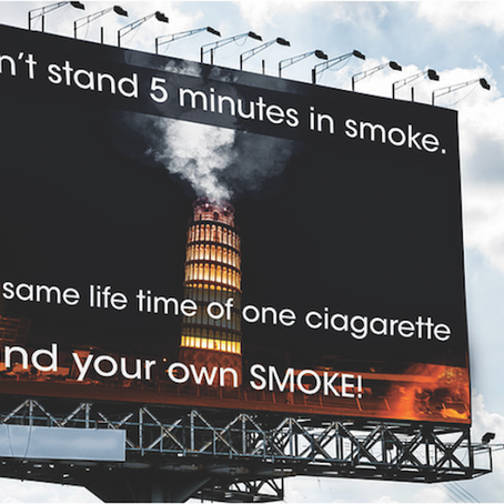 Mind Your Own Smoke