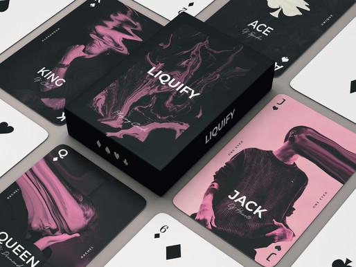 Liquify Cards