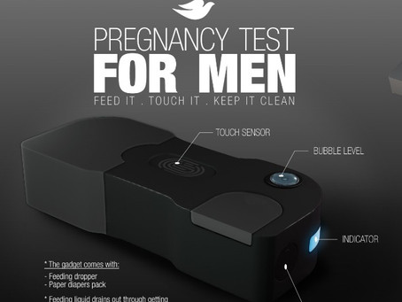 Pregnancy Test - For Men