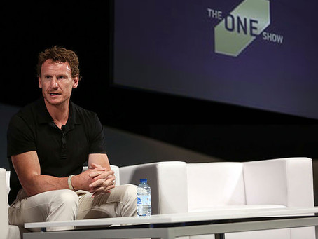 Up close with Nick Law Exclusive to CAS Students