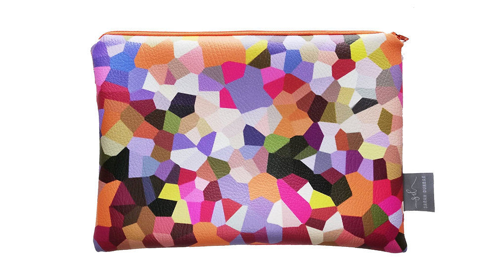 SUMMER    Faux Leather pouch