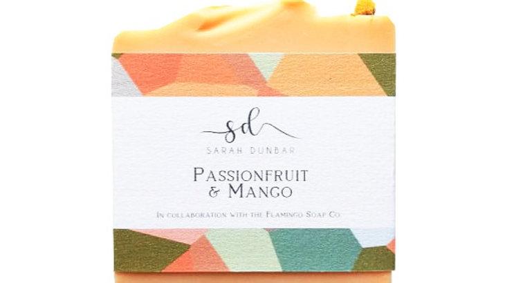 Passionfruit and Mango Soap Bar